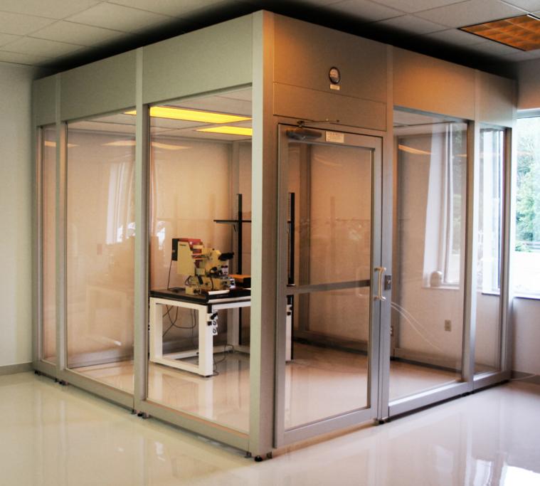 Modular Clean Room Laminar Air Flow Air Shower Fume Hoods